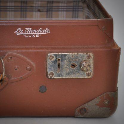 Vintage Reiskoffer of luxe opbergkoffer