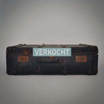 Vintage Brocante Opbergkoffer