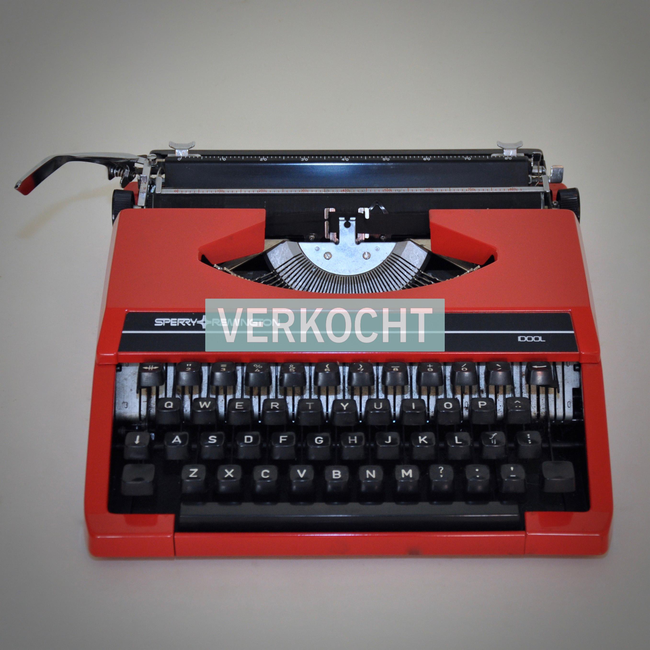 Typemachine als origineel woonaccessoires
