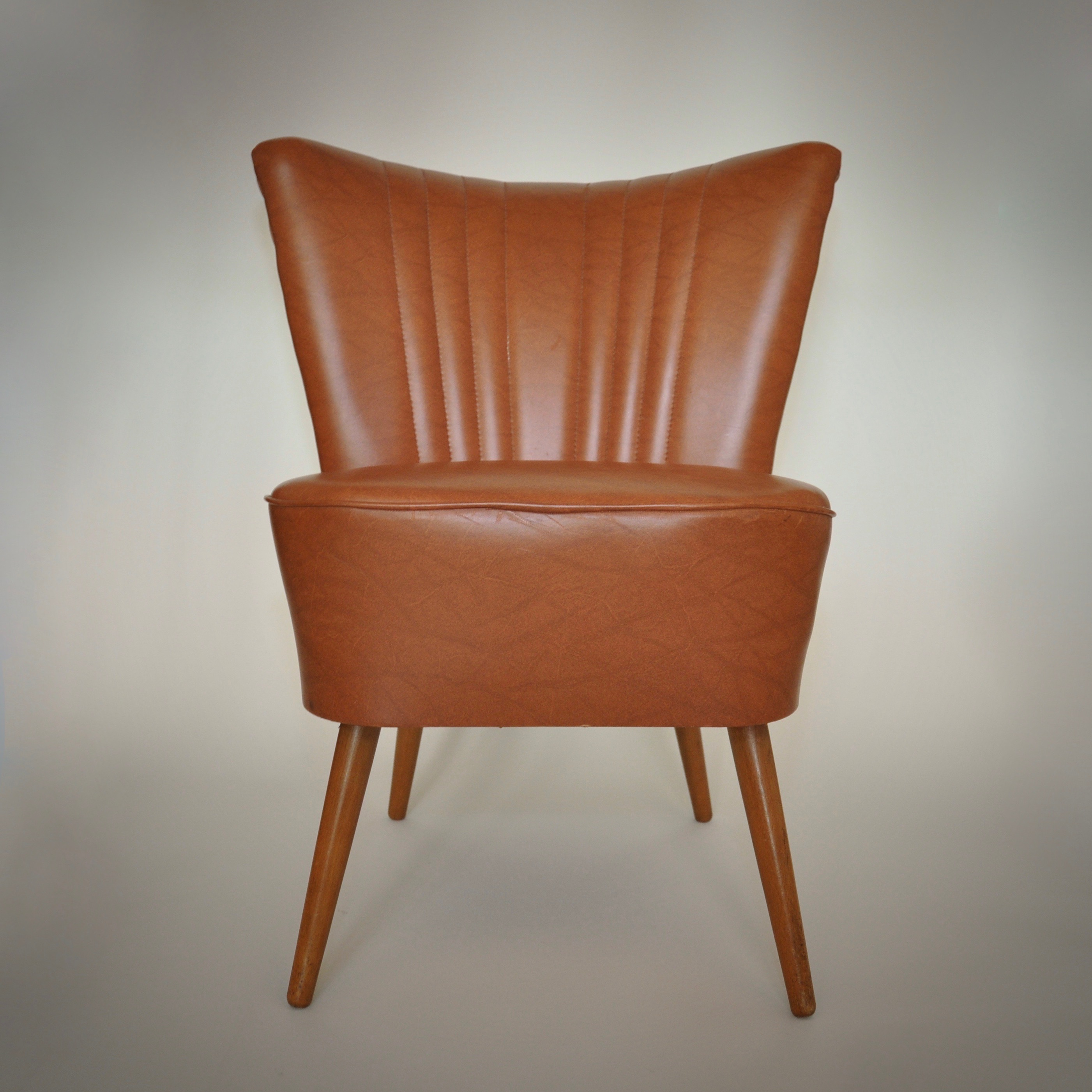 Ketsch Vintage uniek item cocktailstoel