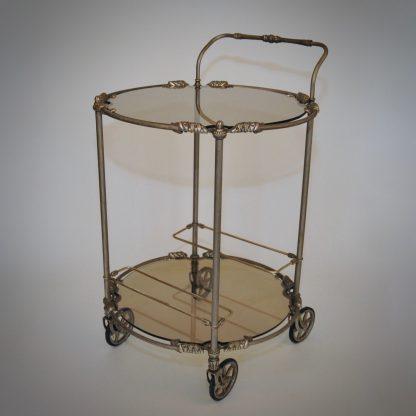 Vintage trolley of theewagen of koffiekarretje