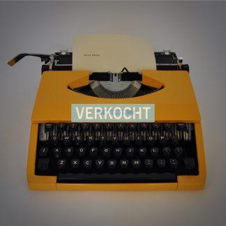 Retro typemachine Silverette