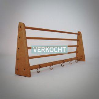 Dutch design pannenrek keukenrek door Piet Zwart