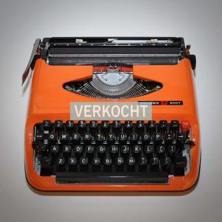 Vendex 500T oranje typmachine