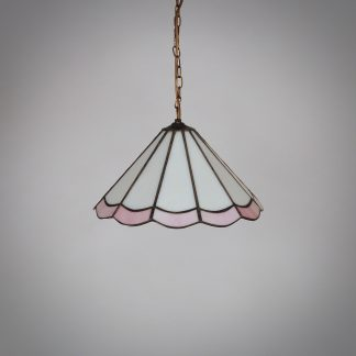 Hanglamp Glas In Lood
